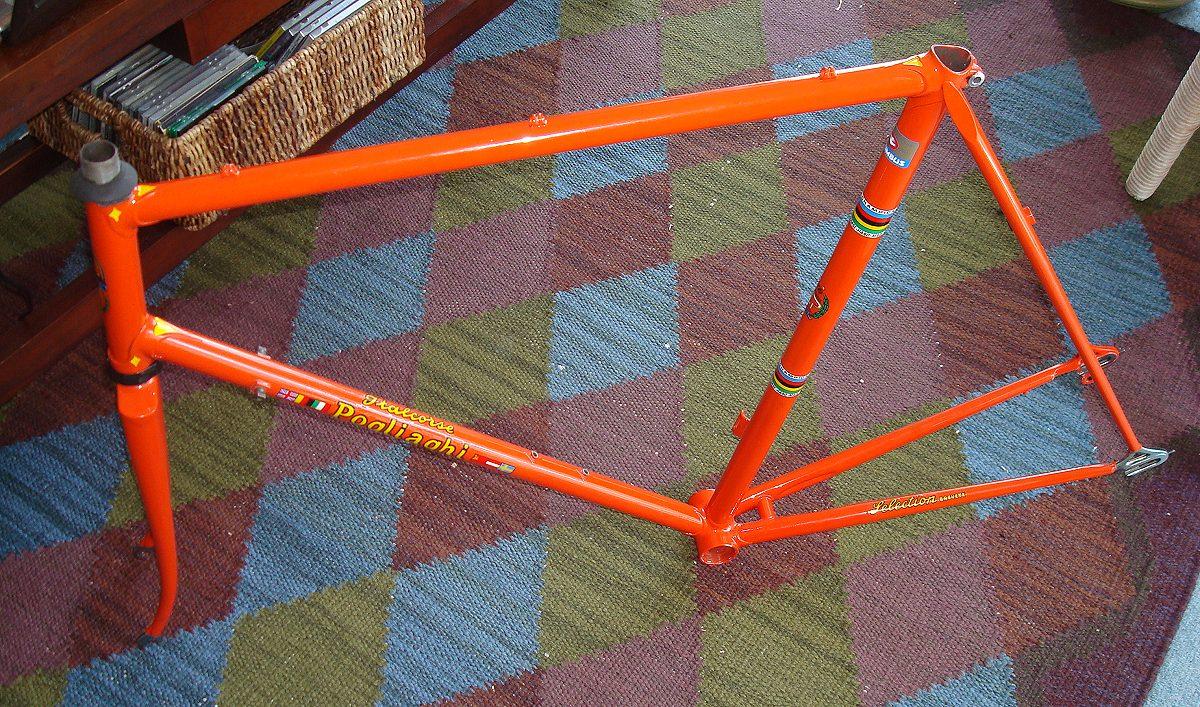 View From My Bike >> Pogliaghi Italcorse #D346