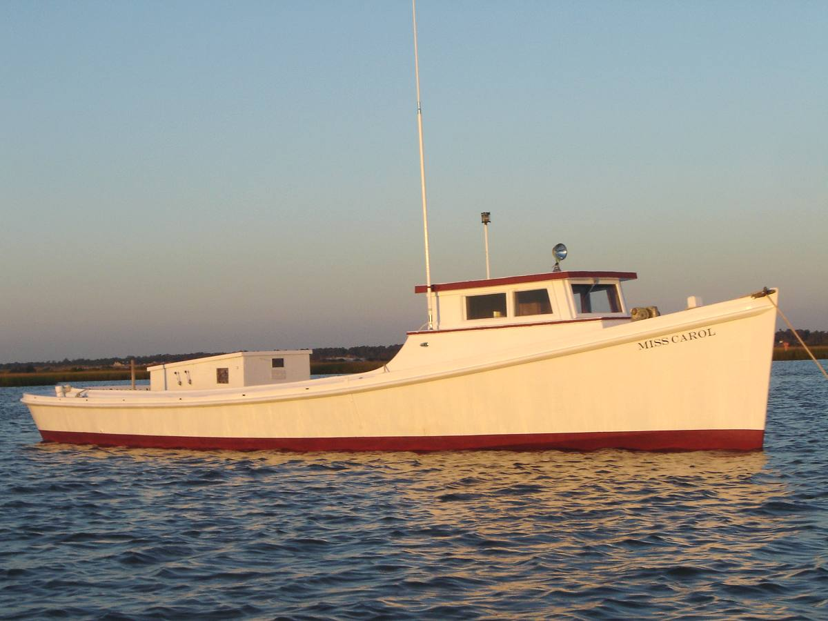Chesapeake Bay Dead Rise Boat Models Pictures to Pin on Pinterest - ThePinsta